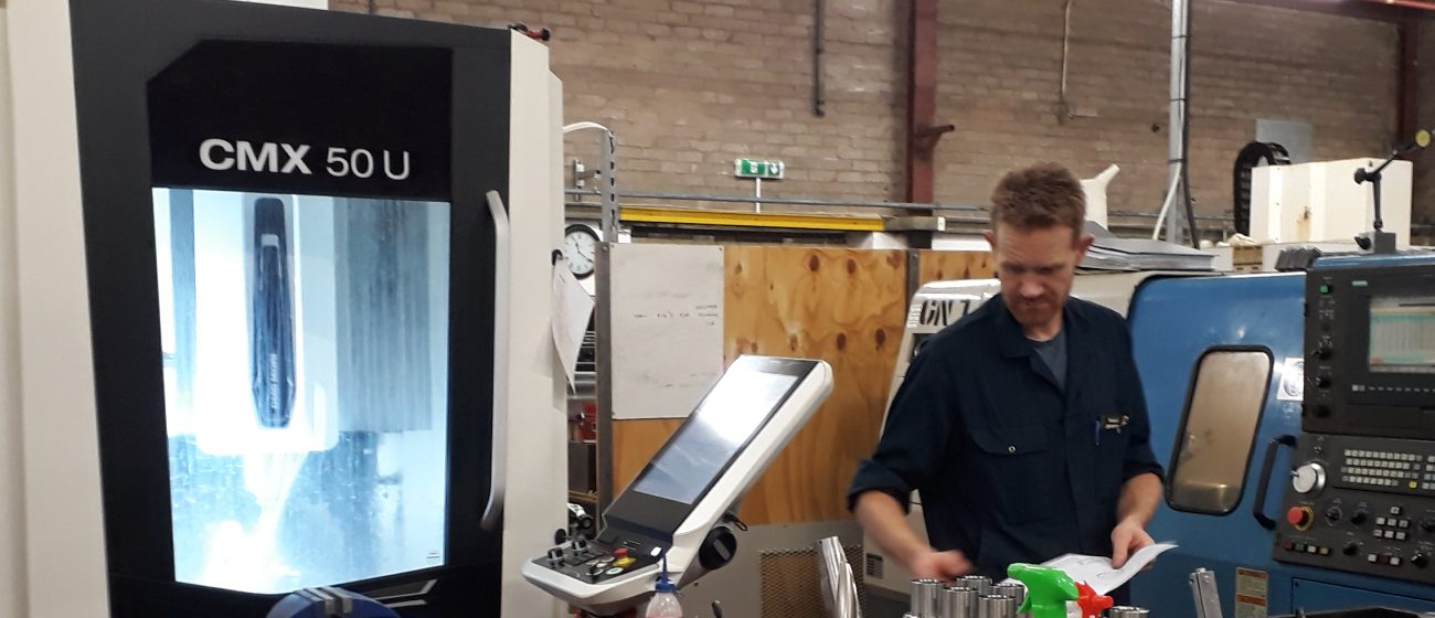 5 axis machining Stoke-on-Trent Staffordshire
