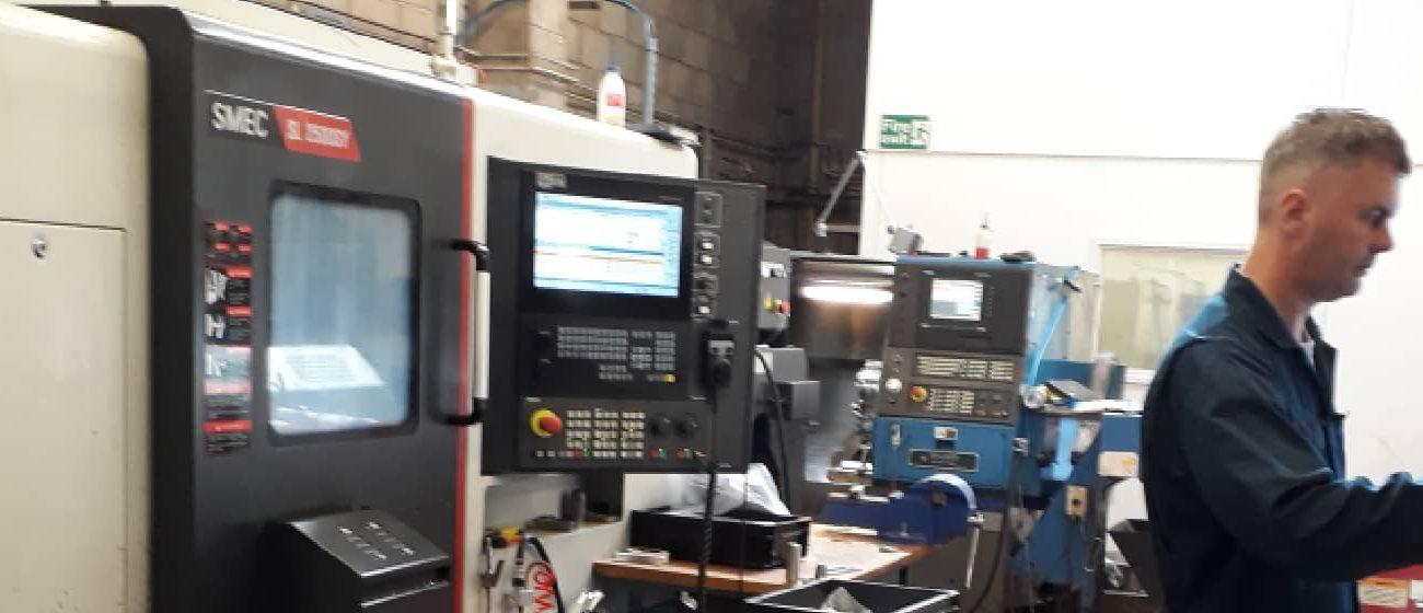 CNC Turning Stoke On Trent